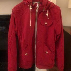Penfield rain jacket size men's small